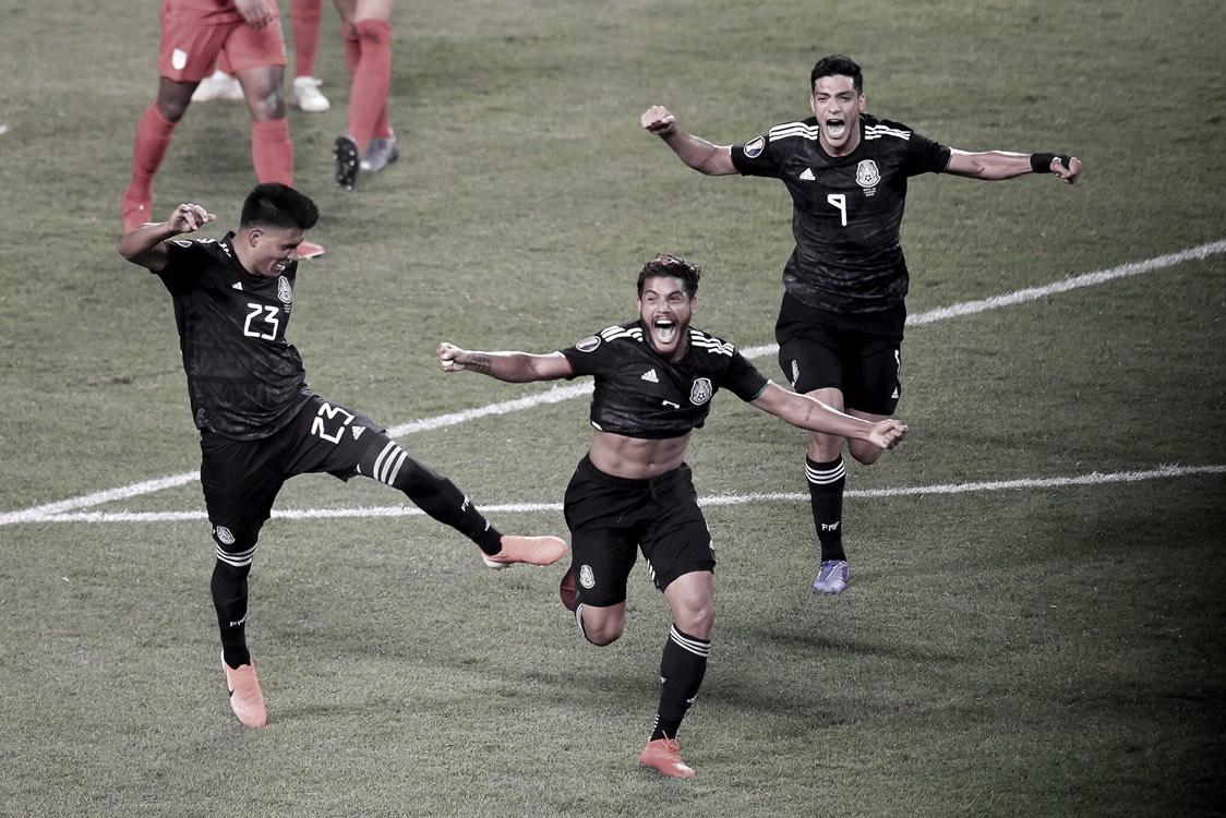 México vence a Estados Unidos en Chicago y gana la Copa Oro 2019