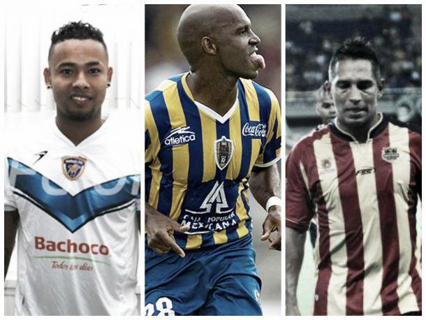 Tres colombianos más para el fútbol mexicano