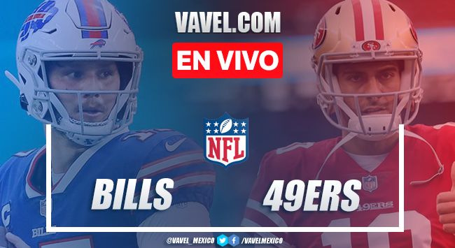 Touchdowns y resumen del Buffalo Bills 34-24 San Francisco 49ers en NFL 2020