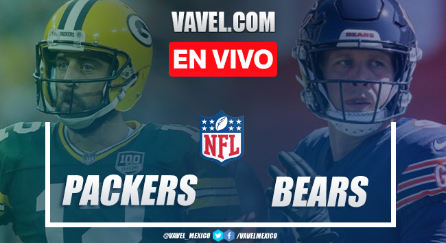 Resumen y touchdowns del Green Bay Packers 35-16 Chicago Bears en NFL 2020