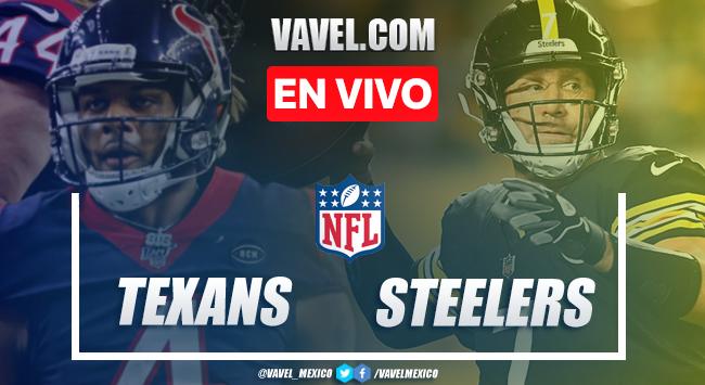 Houston Texans vs Pittsburgh Steelers EN VIVO transmisión online AHORA Semana 3 NFL (0-0)