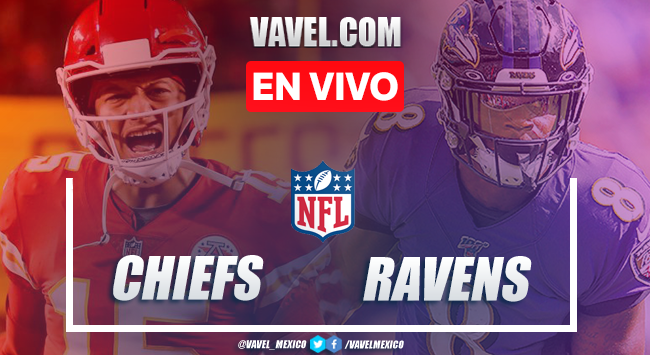 Resumen y touchdowns del Kansas City Chiefs 34-20 Baltimore Ravens en NFL 2020