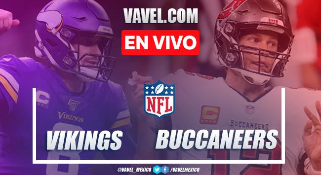 Touchdowns y resumen del Minnesota Vikings 14-26 Tampa Bay Buccaneers en NFL 2020