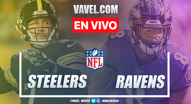 Resumen y anotaciones del Pittsburgh Steelers 28-24 Baltimore Ravens en NFL 2020