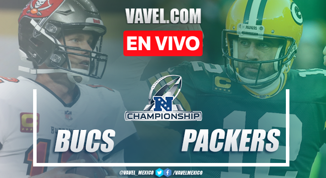 Resumen y anotaciones del Tampa Bay Buccaneers 31-26 Green Bay Packers en Final de Conferencia de NFL 2021