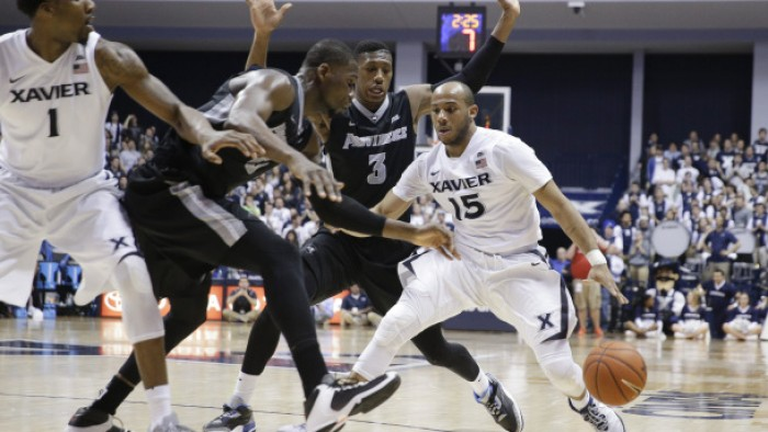 Xavier Musketeers Defeat Providence Friars Behind Strong Performance From Myles Davis