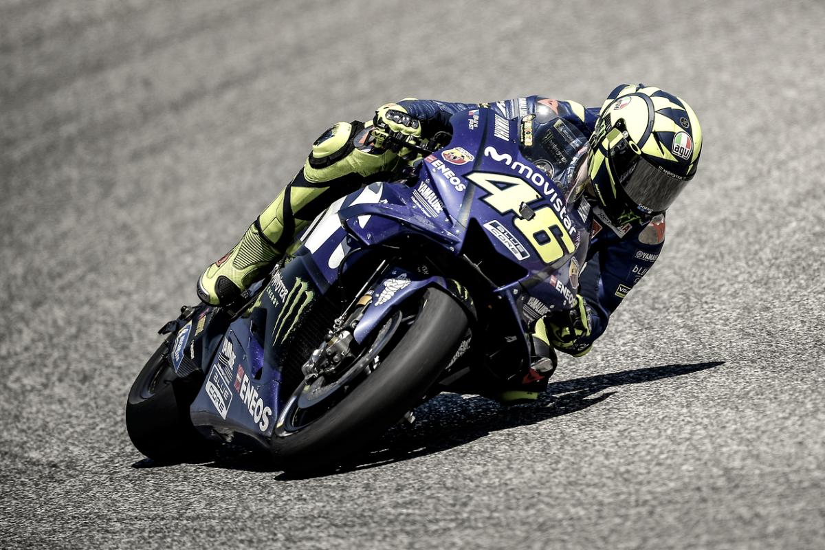 """Valentino Rossi: """"Será importante ver como vamos en Europa"""""""