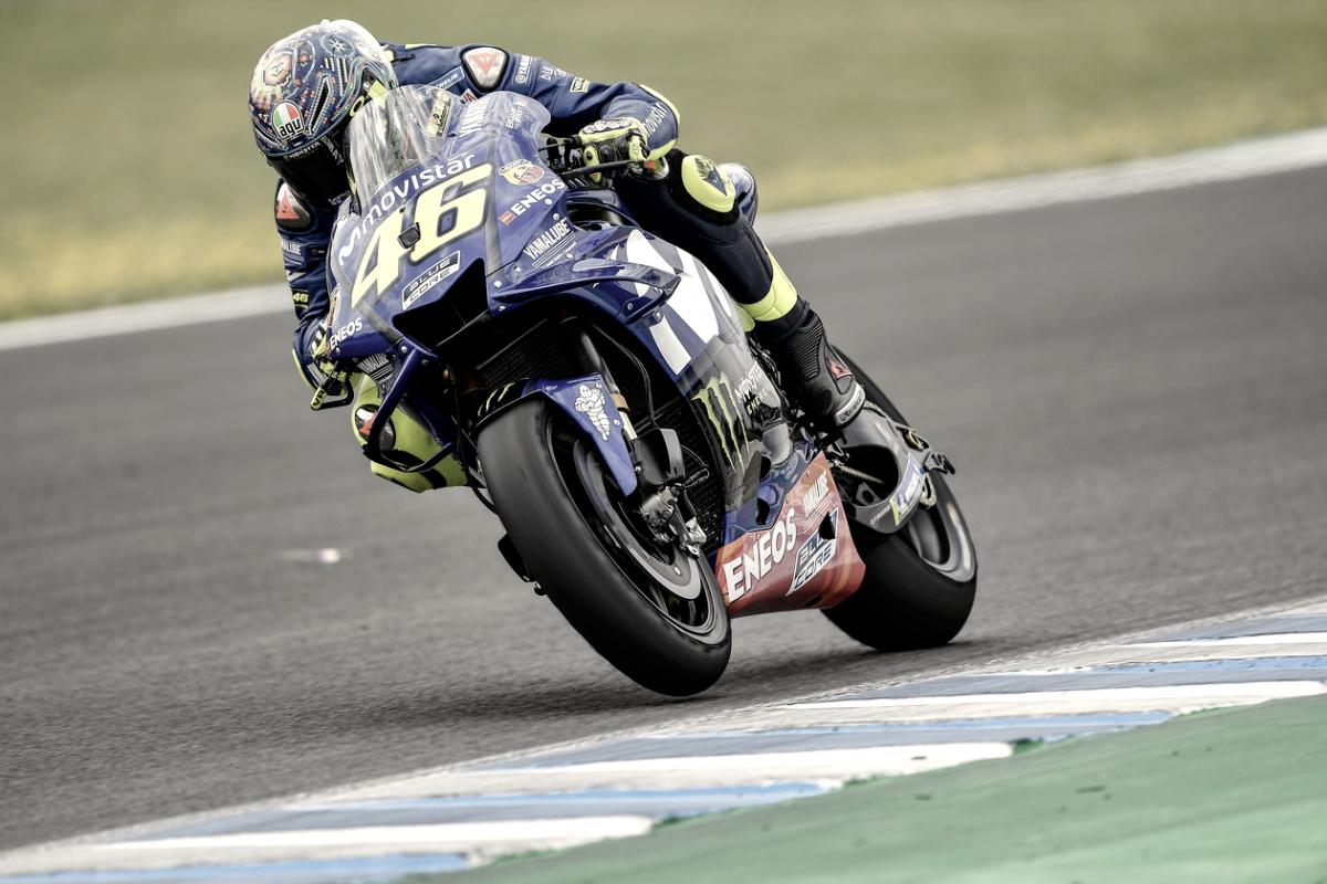 """Valentino Rossi: """"En Le Mans solemos ir rápido"""