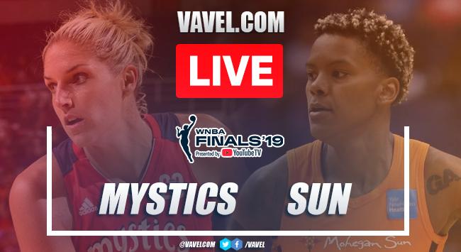 Full Highlights: Mystics 89-78 Sun, 2019 WNBA Finals Game 5