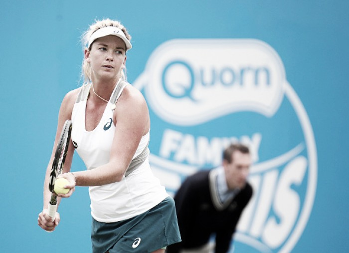 CoCo Vandeweghe cut from Olympic Games