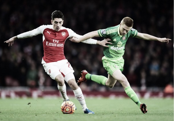 Arsenal draw Sunderland in the FA Cup third round