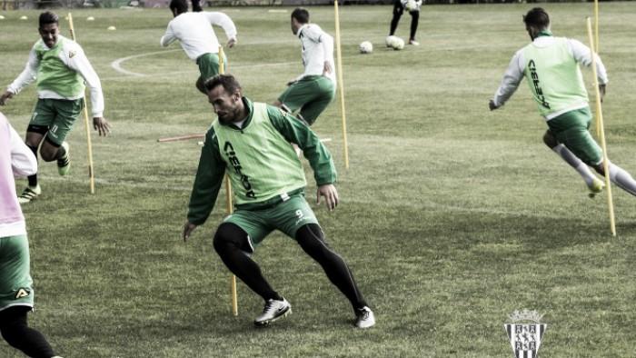 Las secuelas de Huesca protagonistas en el entreno del miércoles