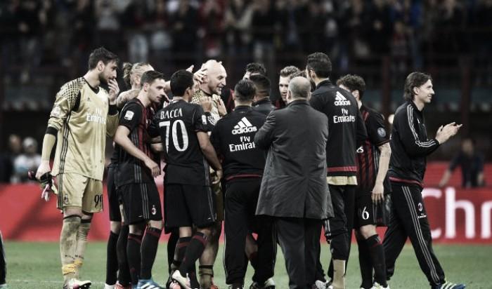 Brocchi dure accuse ai giocatori del Milan: