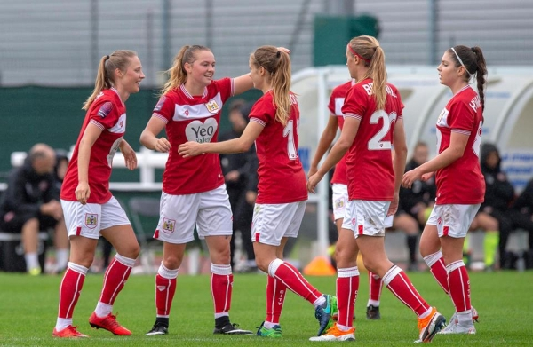 Bristol City Women's Football Club