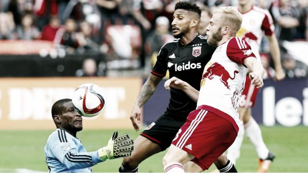 McCarty Goal Gives New York Red Bulls Advantage Over DC United