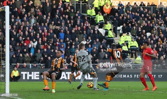 Hull vs Liverpool Reds crash again as Tigers' resurgence continues