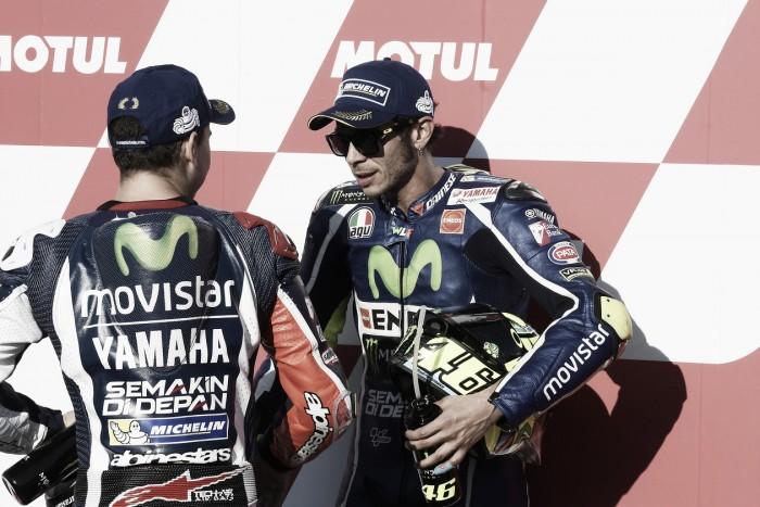 """Valentino Rossi: """"Lógicamente he cometido un error"""""""