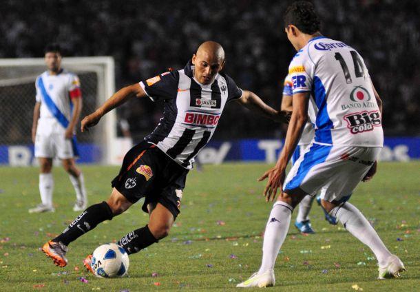 Tiene Rayados 22 años de no perder con Puebla de local