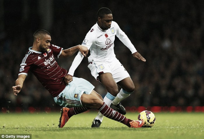 Aston Villa winger Charles N'Zogbia refuses to terminate contract