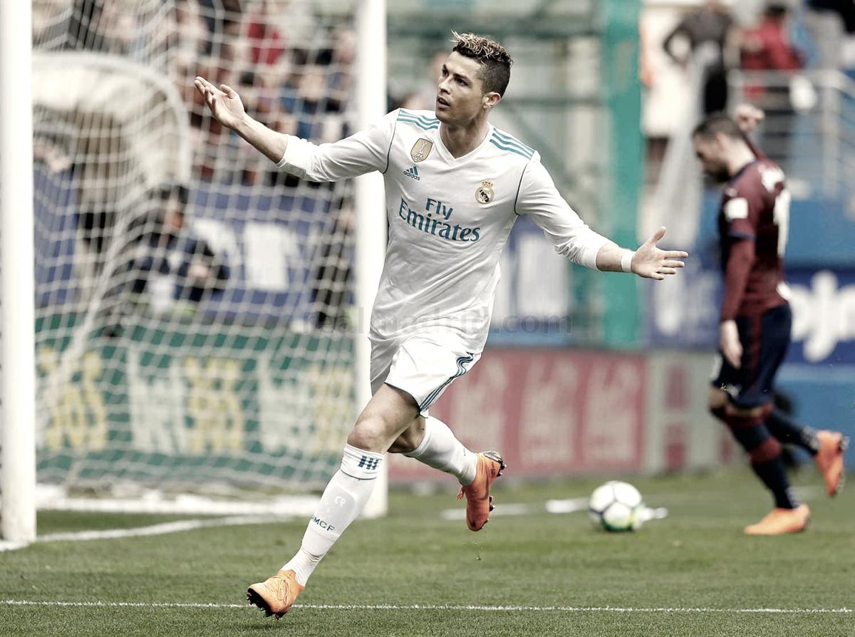 La contracrónica: Ronaldo es de otra galaxia