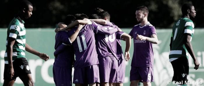 Sporting CP cae, pero depende de sí mismo