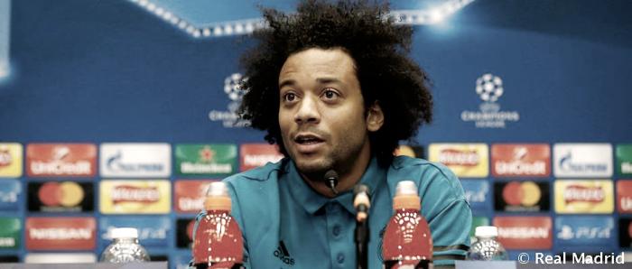 """Marcelo: """"Será un partido durísimo y muy bonito para jugar"""""""