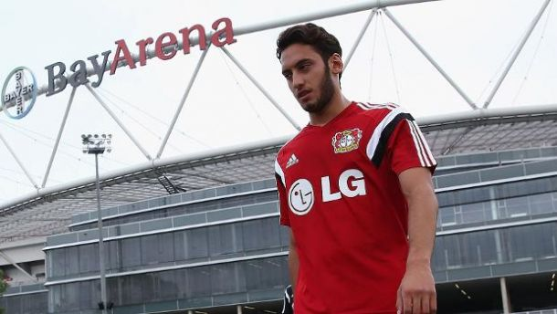 Calhanoglu talks of his past, present & future