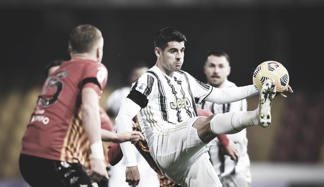 Juventus renova empréstimo do atacante Álvaro Morata