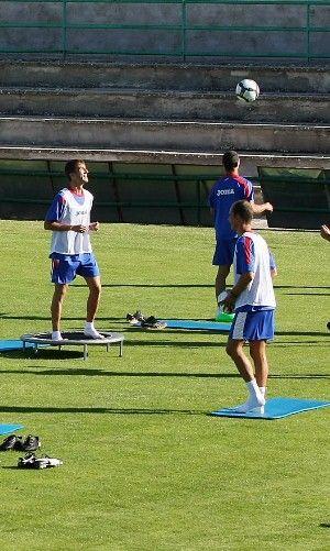 El Getafe viaja a Segovia con 22 jugadores
