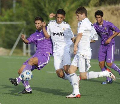 El Real Madrid C, encuadrado en el grupo I de Segunda B