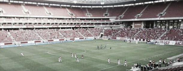 Náutico e Salgueiro empatam sem gols na estreia do Pernambucano