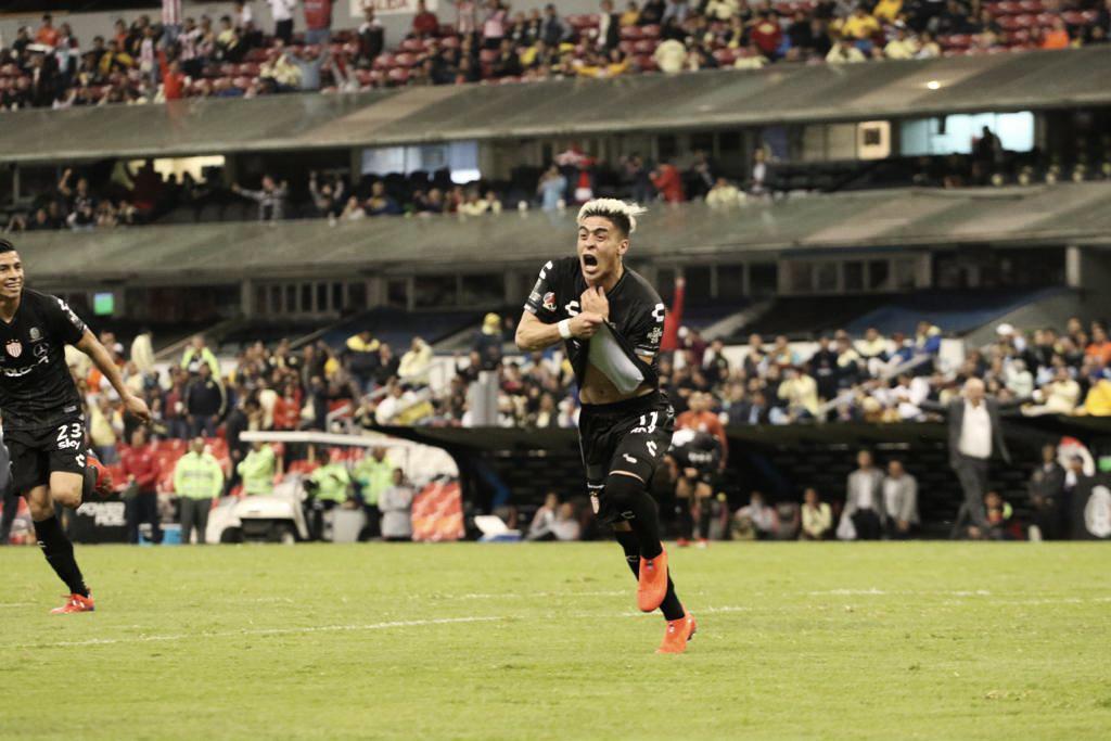 Luz y Sombra de Necaxa en la jornada 1 de la Liga MX CL19