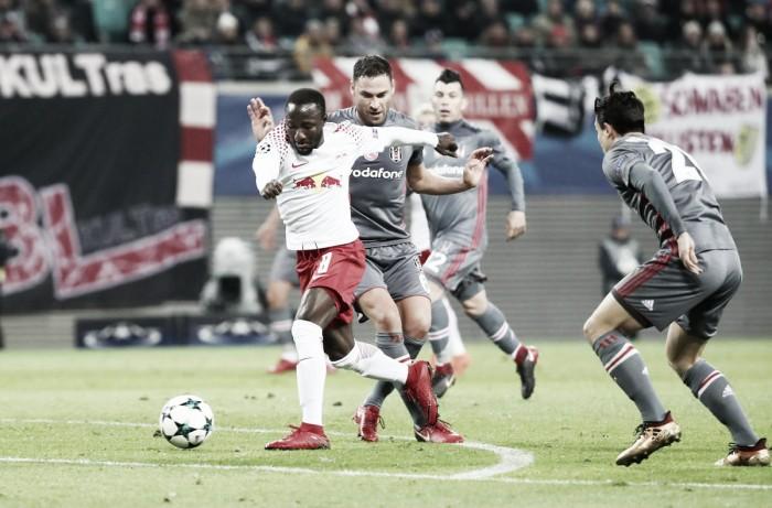 El Leipzig seguirá su sueño en la Europa League.