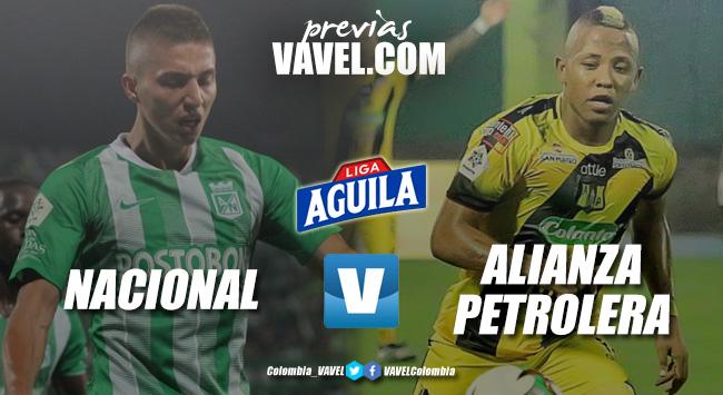 Previa: Atlético Nacional vs. Alianza Petrolera: ¡Por un cupo en los ocho!