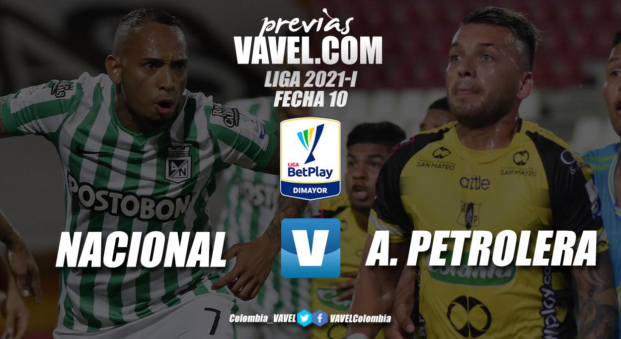 Previa Atlético Nacional vs Alianza Petrolera: duelo de necesitados por algo más que tres puntos