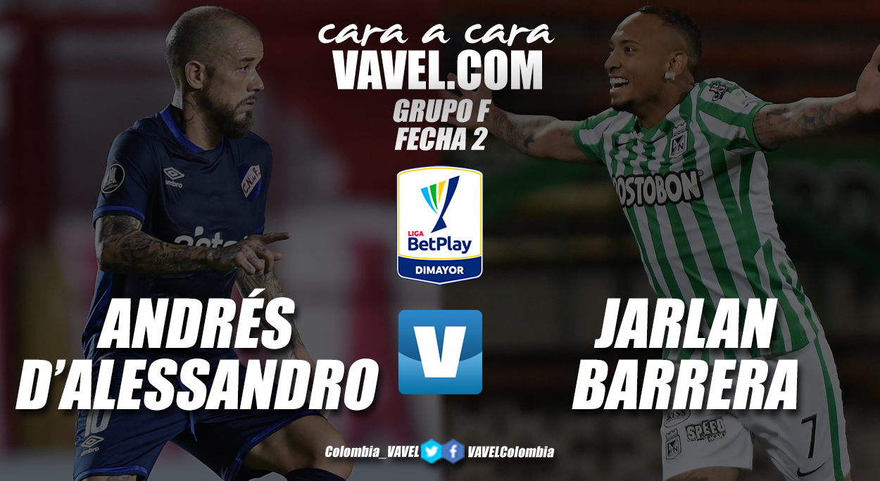 Cara a Cara: Andrés D'Alessandro vs Jarlan Barrera