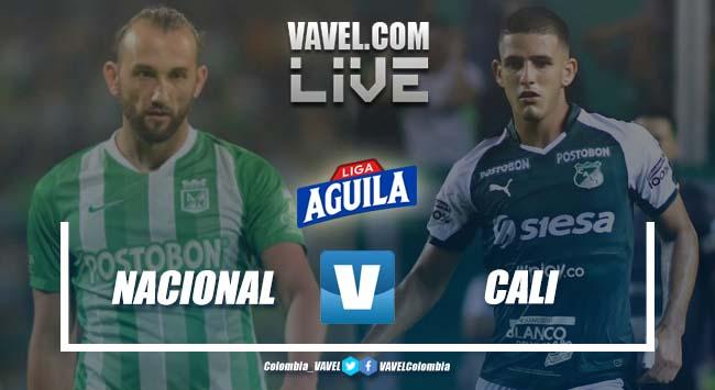 Atlético Nacional vs Deportivo Cali EN VIVO online por la Liga BetPlay | 15/02/2020 - VAVEL Colombia
