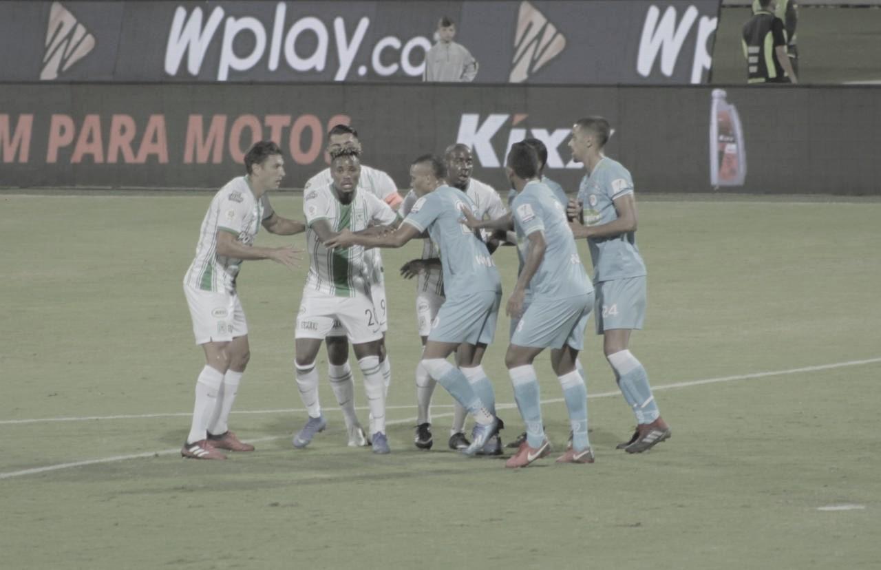 Ante Jaguares, Atlético Nacional tuvo su primera noche negra