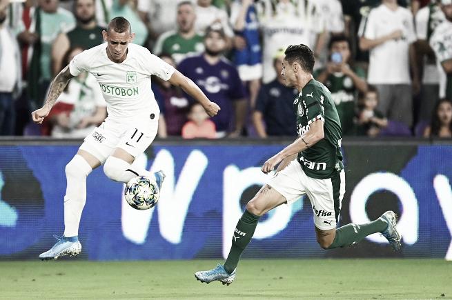 Reacciones de Atlético Nacional tras la derrota en penales ante Palmeiras