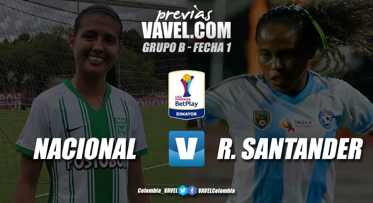 Previa Atlético Nacional vs Real Santander: en busca de la primera victoria
