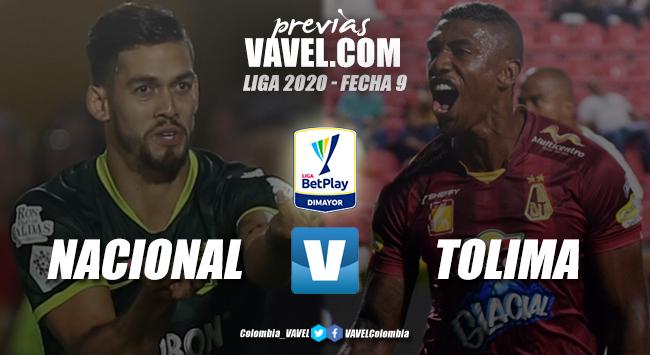 Previa Atlético Nacional vs. Deportes Tolima: El 'verde', con la obligación de ganar