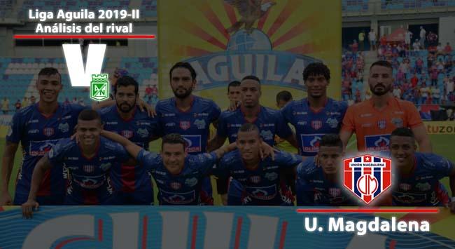 Atlético Nacional, análisis del rival: Unión Magdalena
