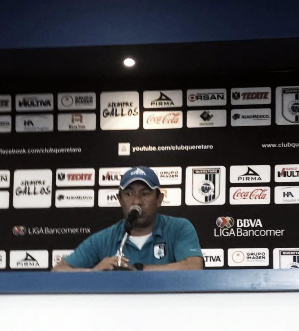 """Ignacio Ambriz: """"No seremos un equipo fácil"""""""