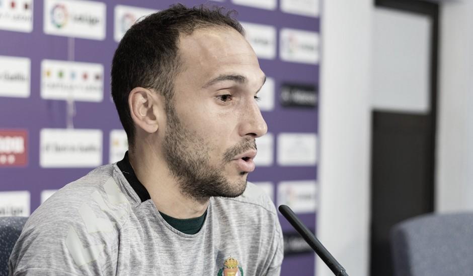 """Nacho Martínez: """"En pretemporada sabíamos que el equipo iba a sufrir"""""""