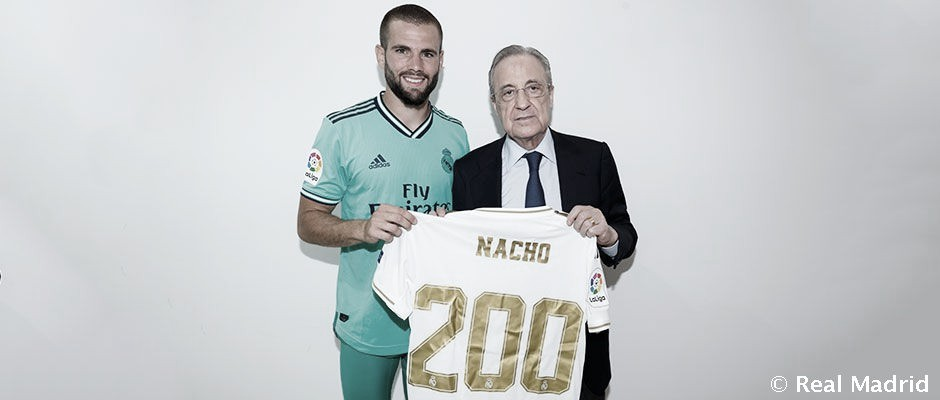 """Nacho: """"Soñé con jugar aquí un partido y ahora llevo 200"""""""