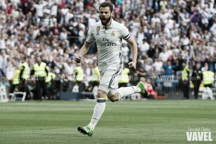 Las dudas de Nacho en el Real Madrid