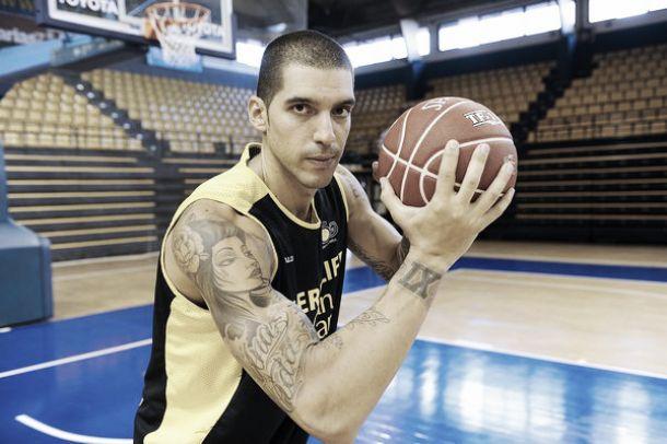 Nacho Martín sufre una fractura en su mano derecha