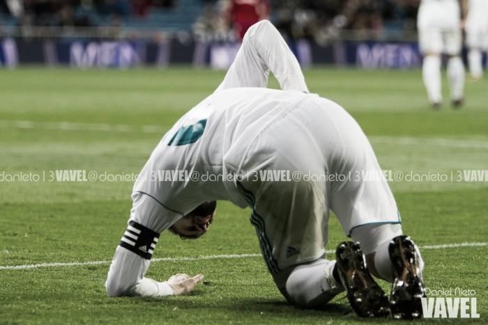 Un Madrid muy frágil en el Bernabéu