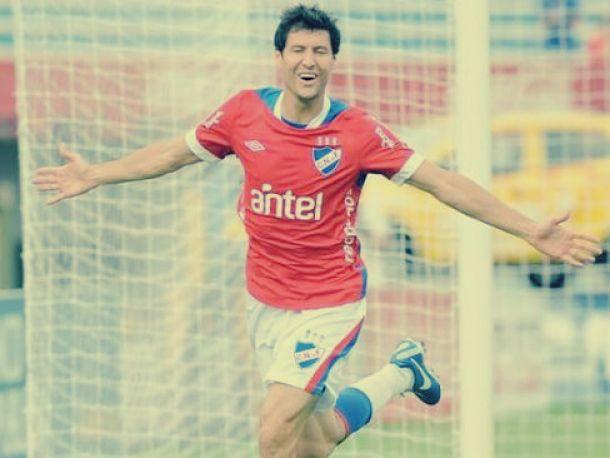 'Nacho' González lidera la goleada de Nacional