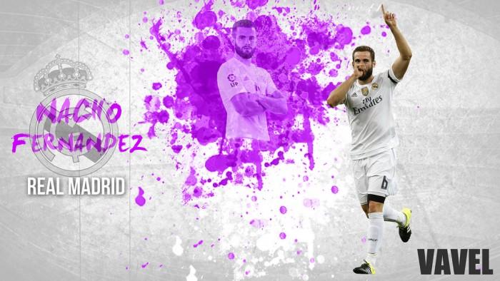 Real Madrid 2015/2016: Nacho Fernández, el paciente perfecto